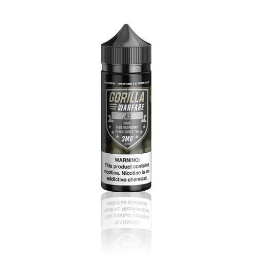 Gorilla Warfare Ejuice .45 - 120mL
