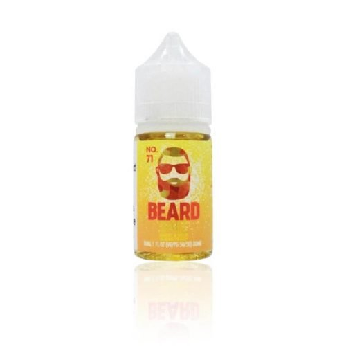 BEARD Vape Co. Salt 30mL – NO. 71