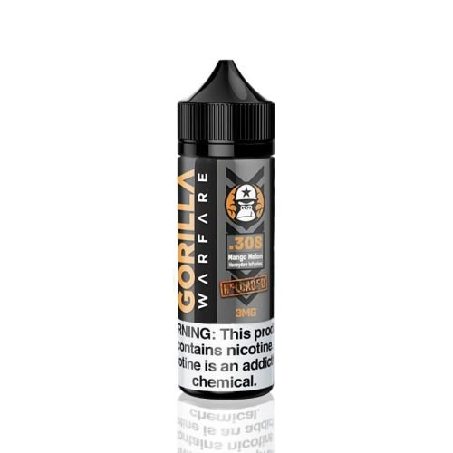 Gorilla Warfare 120mL - .308 Reloaded
