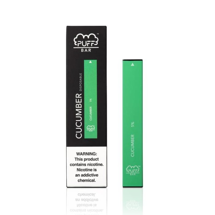 Puff BAR Disposable Pod Device - 1.3mL Cucumber