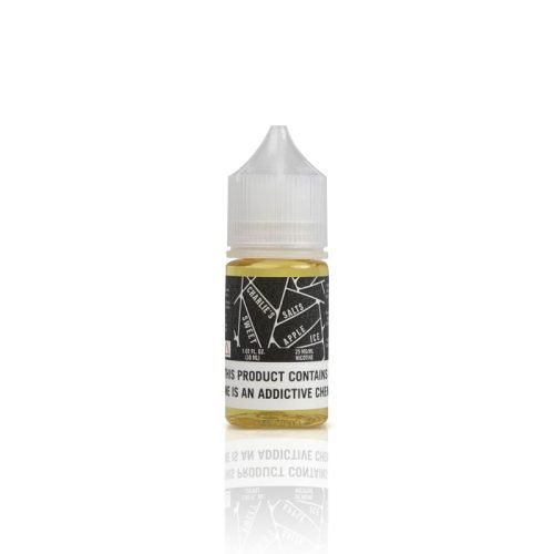 Black SALT - Charlie's Chalk Dust - 30mL