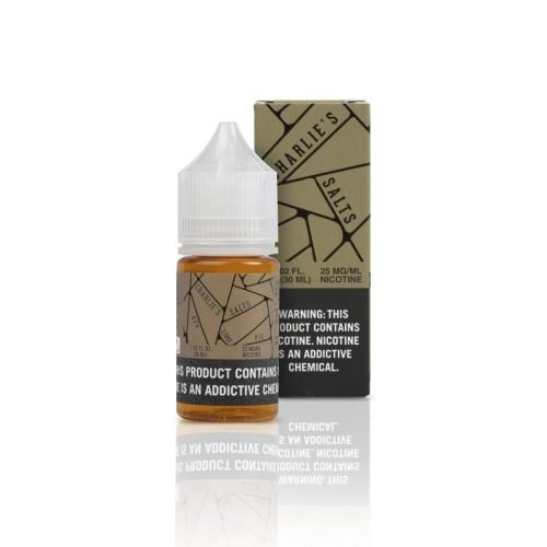 Gold SALT - Charlie's Chalk Dust - 30mL