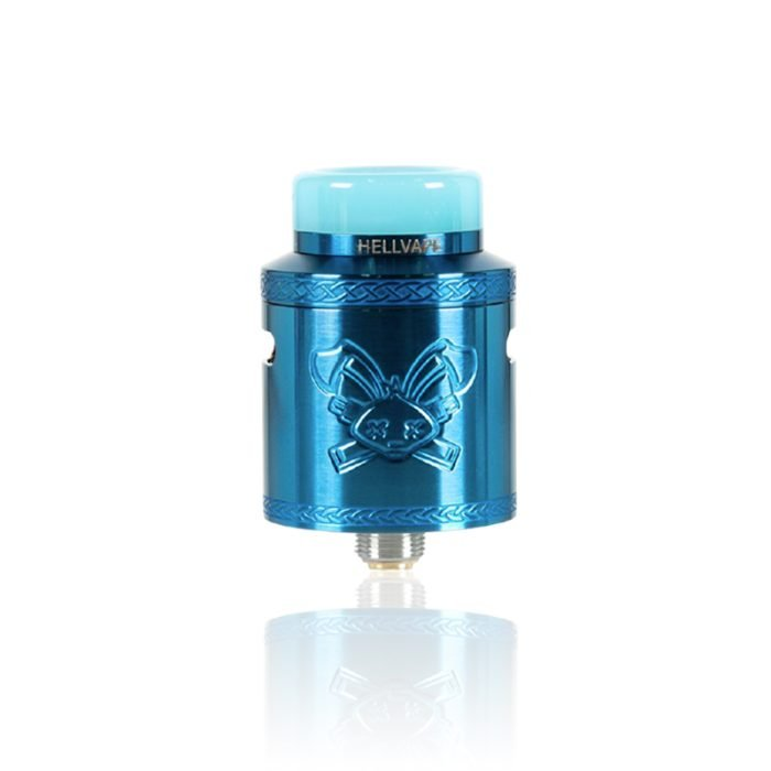 Hellvape DEAD RABBIT V2 24mm RDA blue