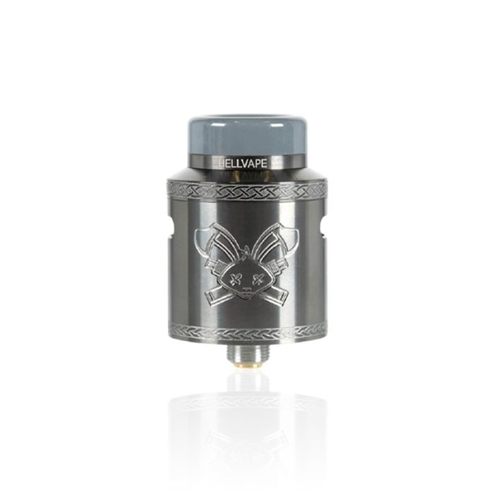 Hellvape DEAD RABBIT V2 24mm RDA Gunmetal