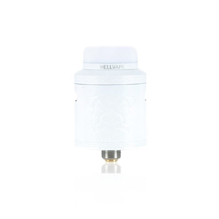 Hellvape DEAD RABBIT V2 24mm RDA Pearl White