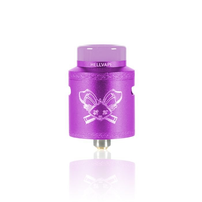 Hellvape DEAD RABBIT V2 24mm RDA Purple