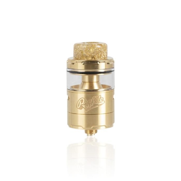 Wotofo PROFILE UNITY 25mm Mesh RTA Gold