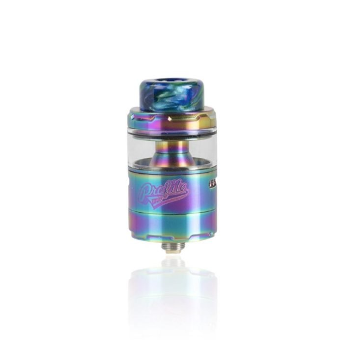 Wotofo PROFILE UNITY 25mm Mesh RTA Rainbow