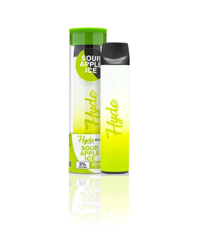Hyde Curve Max Sour Apple Ice